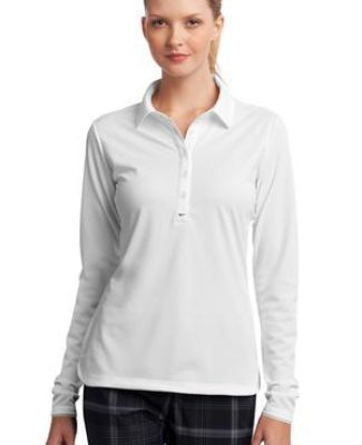 Nike Golf Ladies Long Sleeve Dri FIT Stretch Tech Polo 545322 Catalog