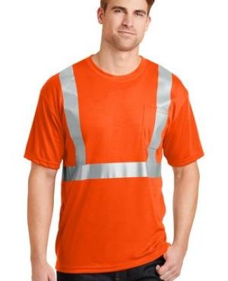 CornerStone ANSI Class 2 Safety T Shirt CS401 Catalog