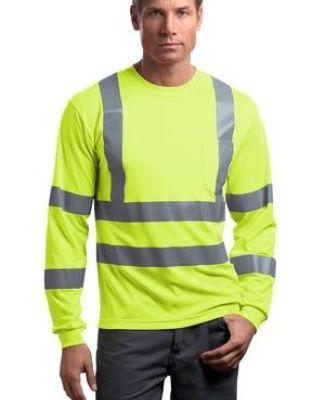 CornerStone ANSI Class 3 Long Sleeve Snag Resistant Reflective T Shirt CS409 Catalog