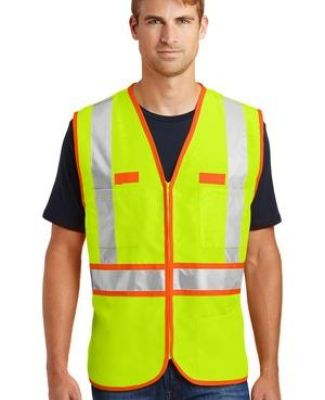 CornerStone ANSI Class 2 Dual Color Safety Vest CSV407 Catalog