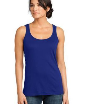 District Made 153 Ladies Modal Blend Tank DM481 Catalog