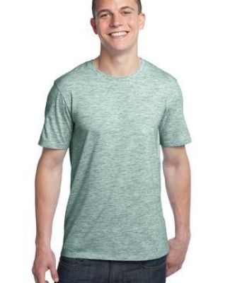 District Young Mens Extreme Heather Crew Tee DT1000 Catalog