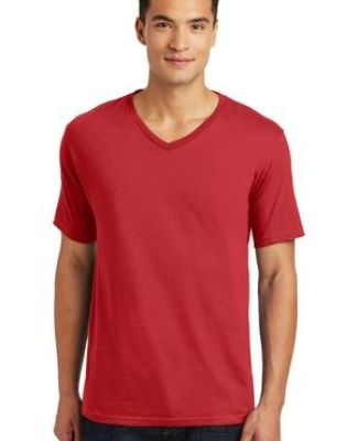 District Made 153 Mens Perfect Weight V Neck Tee DT1170 Catalog