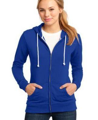 District Juniors Core Fleece Full Zip Hoodie DT290 Catalog