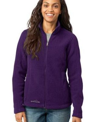 Eddie Bauer Ladies Full Zip Fleece Jacket EB201 Catalog