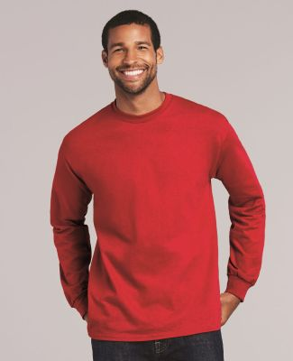 2400 Gildan Ultra Cotton Long Sleeve T Shirt  Catalog