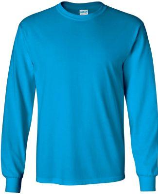 2400 Gildan Ultra Cotton Long Sleeve T Shirt  SAPPHIRE