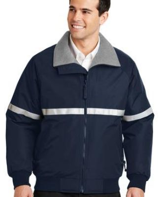 Port Authority Challenger153 Jacket with Reflective Taping J754R Catalog