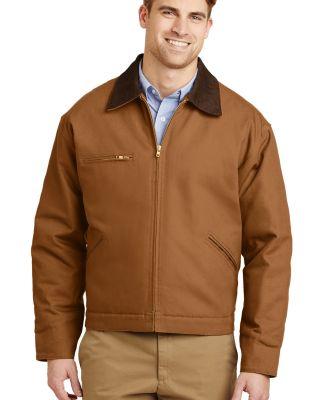 CornerStone Duck Cloth Work Jacket J763 Duck Brown