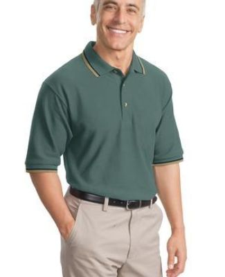 Port Authority Cool Mesh153 Polo with Tipping Stripe Trim K431 Catalog