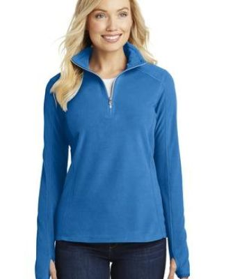 Port Authority Ladies Microfleece 12 Zip Pullover L224 Catalog