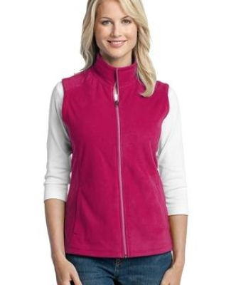 Port Authority Ladies Microfleece Vest L226 Catalog