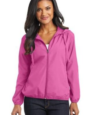 Port Authority  Ladies Hooded Essential Jacket L305 Catalog