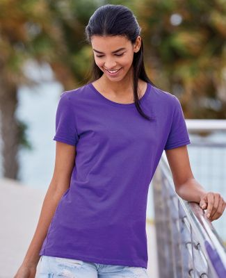 Fruit of the Loom Ladies Heavy Cotton HD153 100 Cotton T Shirt L3930 Catalog