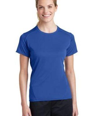 Sport Tek Ladies Dry Zone153 Raglan Accent T Shirt L473 Catalog