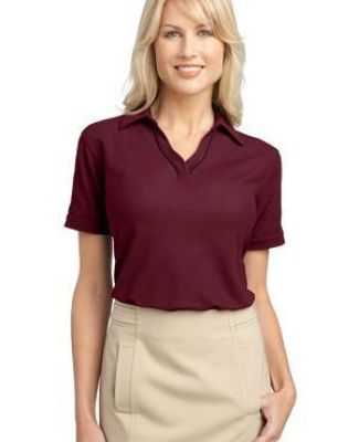 Port Authority Ladies Silk Touch153 Piped Polo L502 Catalog