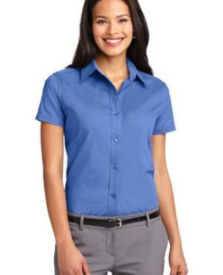 Port Authority Ladies Short Sleeve Easy Care Shirt L508 Catalog