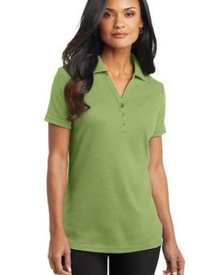 Port Authority Ladies Silk Touch153 Interlock Polo L520 Catalog