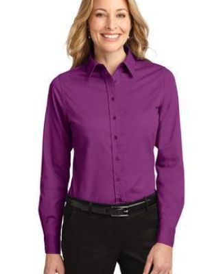 Port Authority Ladies Long Sleeve Easy Care Shirt L608 Catalog