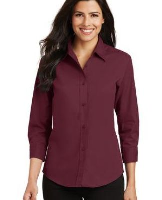 Port Authority Ladies 34 Sleeve Easy Care Shirt L612 Catalog
