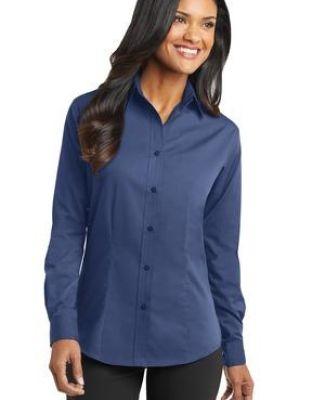Port Authority Ladies Tonal Pattern Easy Care Shirt L613 Catalog