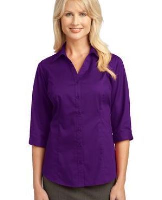 IMPROVED Port Authority Ladies 34 Sleeve Blouse L6290 Catalog