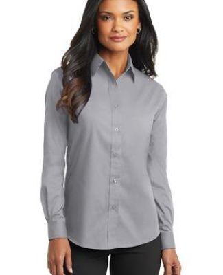 Port Authority Ladies Long Sleeve Value Poplin Shirt L632 Catalog