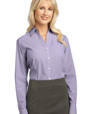 Port Authority Ladies Plaid Pattern Easy Care Shirt L639 Catalog