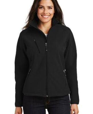 Port Authority Ladies Textured Soft Shell Jacket L705 Catalog