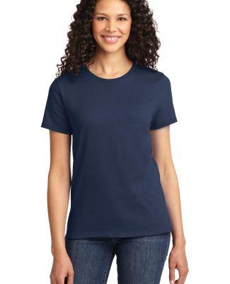 Port  Company Ladies Essential T Shirt LPC61 Navy