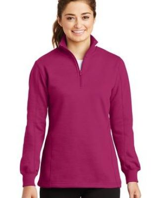 Sport Tek Ladies 14 Zip Sweatshirt LST253 Catalog