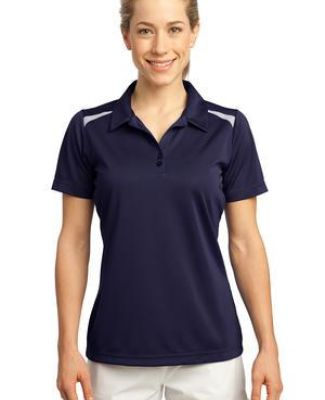 Sport Tek Ladies Vector Sport Wick Polo LST670 Catalog