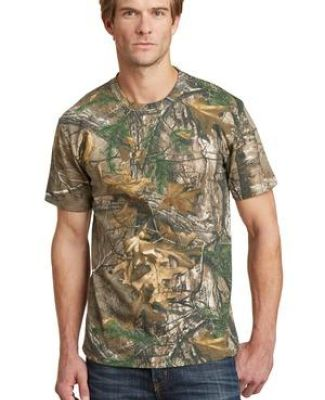 Russell Outdoors 8482 Realtree Explorer 100 Cotton T Shirt NP0021R Catalog