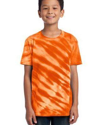 Port  Company Youth Essential Tiger Stripe Tie Dye Tee PC148Y Catalog