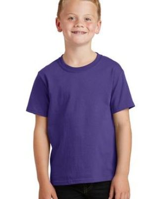 Port  Company Youth 54 oz 100 Cotton T Shirt PC54Y Catalog