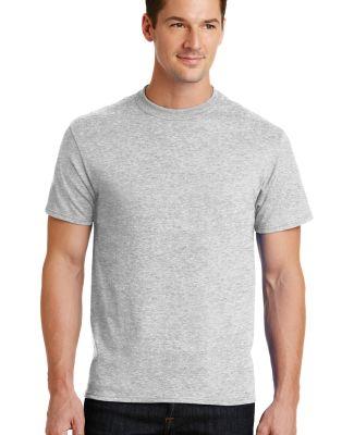 Port  Company 5050 CottonPoly T Shirt PC55 Ash