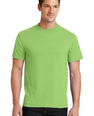 Port  Company 5050 CottonPoly T Shirt PC55 Lime