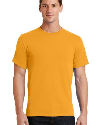 Port  Company Essential T Shirt PC61 Gold