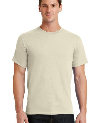 Port  Company Essential T Shirt PC61 Natural