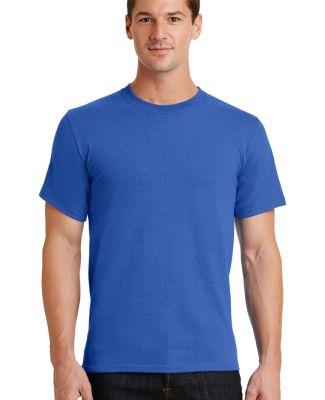 Port  Company Essential T Shirt PC61 Royal