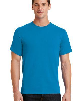 Port  Company Essential T Shirt PC61 Sapphire