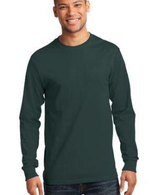 Port  Company Long Sleeve Essential T Shirt PC61LS Catalog