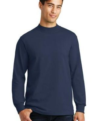 Port  Company Mock Turtleneck PC61M Catalog