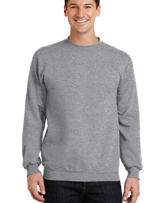 Port  Company Classic Crewneck Sweatshirt PC78 Athletic Hthr