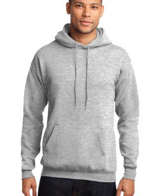 Port  Company Classic Pullover Hooded Sweatshirt P Ash