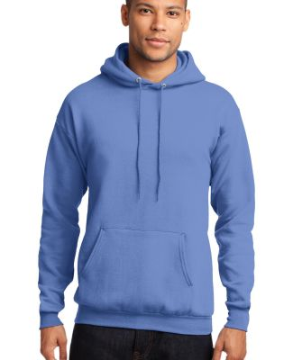 Port  Company Classic Pullover Hooded Sweatshirt P Carolina Blue