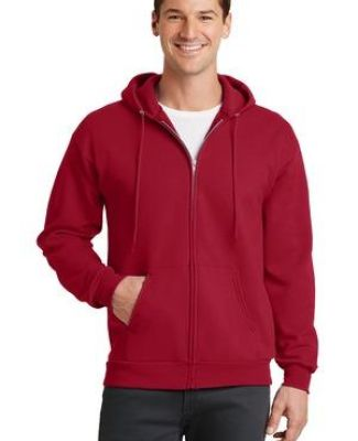 Port  Company Classic Full Zip Hooded Sweatshirt PC78ZH Catalog