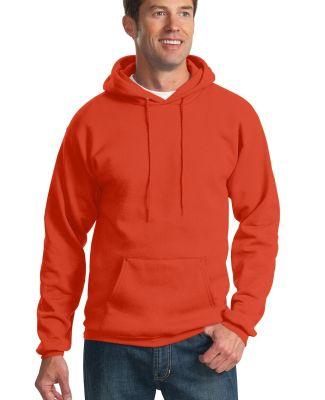 Port  Company Ultimate Pullover Hooded Sweatshirt  Orange