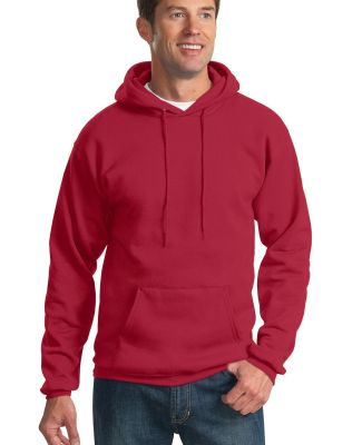 Port  Company Ultimate Pullover Hooded Sweatshirt  Red