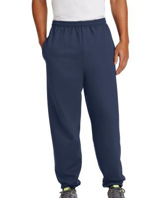 Port  Company Ultimate Sweatpant with Pockets PC90 Navy